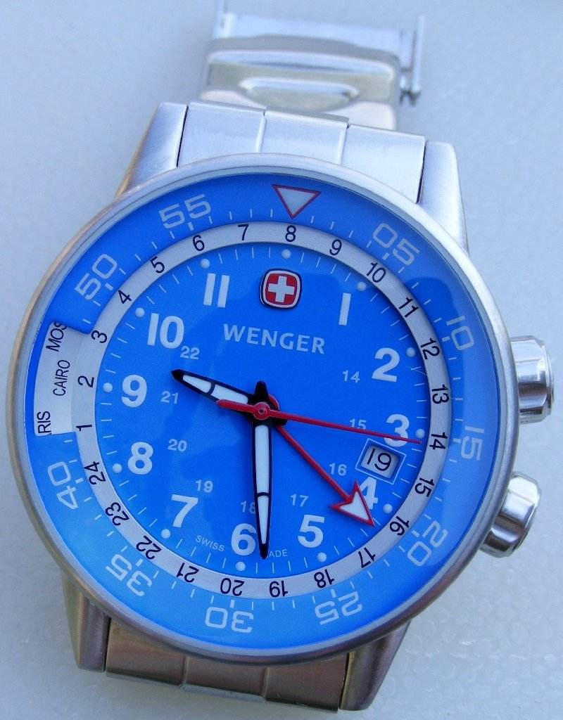 Wenger Watches ++ explore online