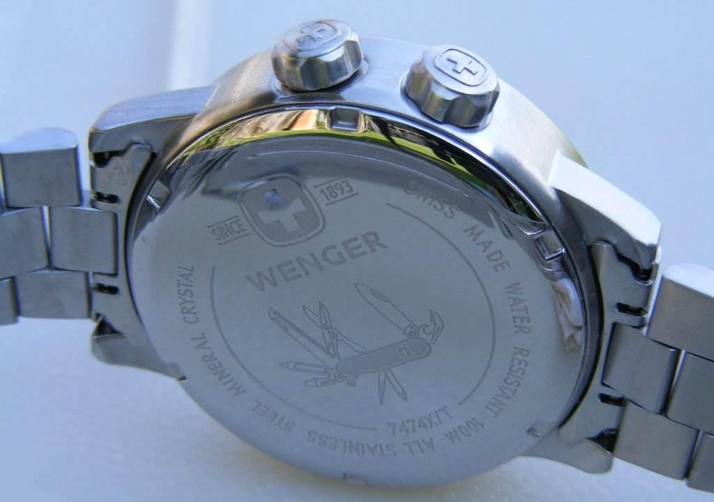 Amazon.com: Customer reviews: Wenger Men's 77074 Squadron ...
